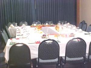 Board Room Dinner