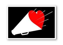 Heart Megaphone