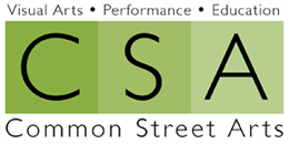 Common Street Arts logo