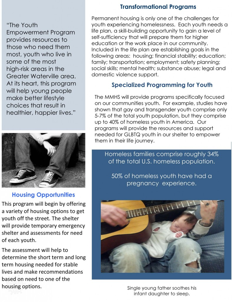Mid-Maine Homeless Shelter piece pg 2