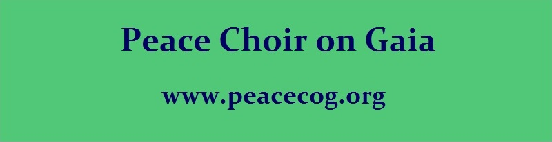 Peace Choir on Gaia