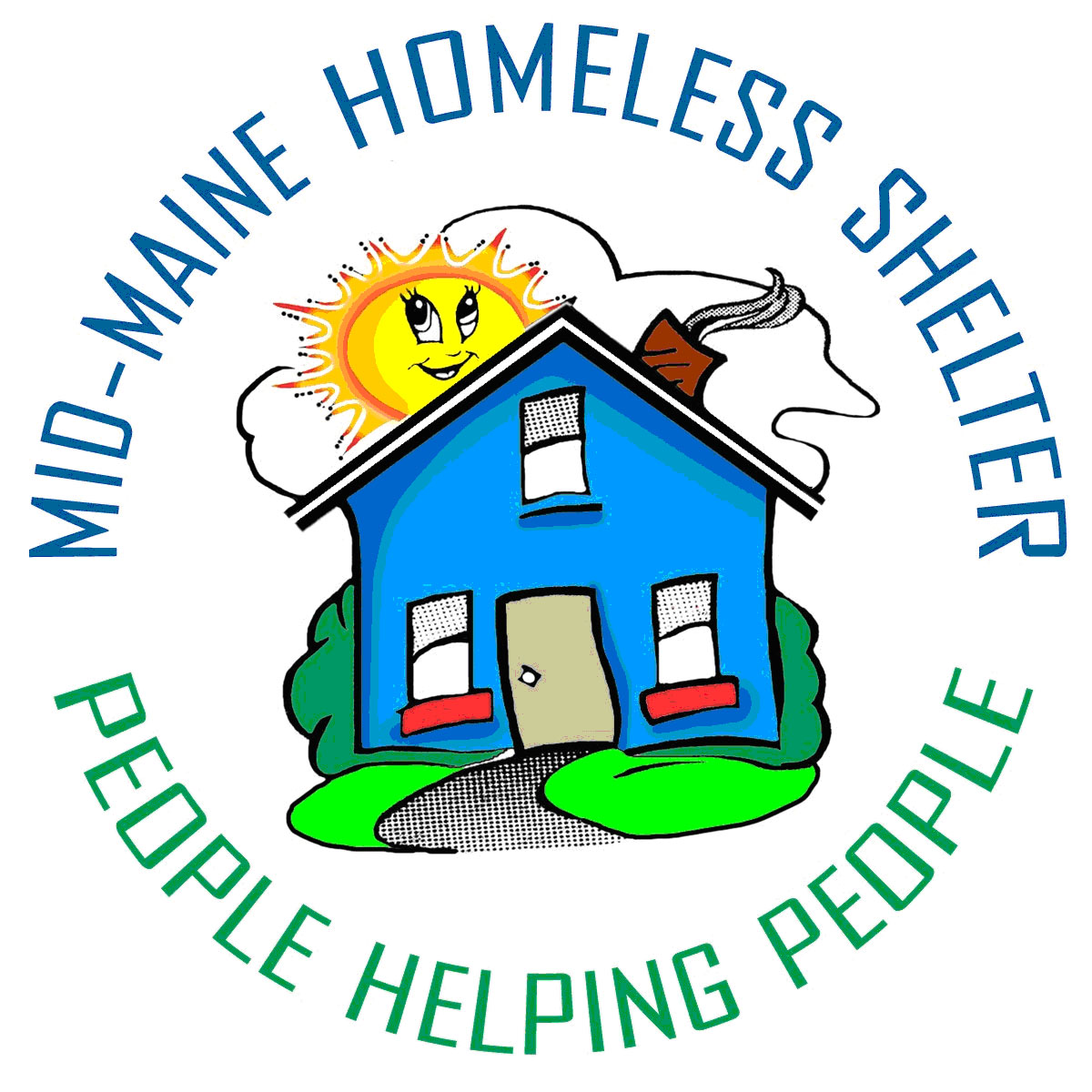 Mid-Maine Homeless Shelter and Services logo