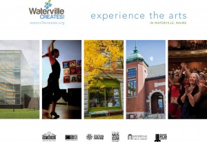 Waterville Creates color