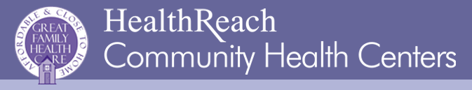 HealthReach logo
