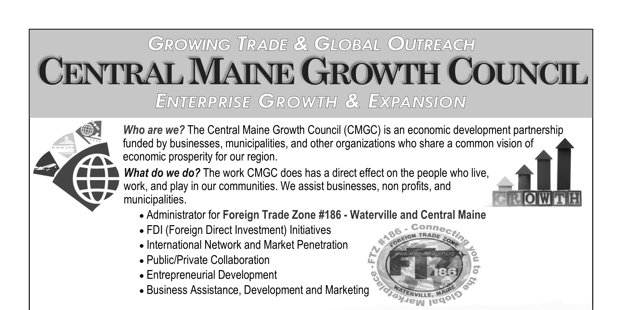 Central Maine Growth Council erased