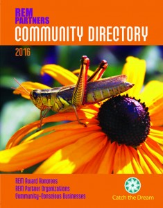 Click to download PDF of 2016 REM Community Directory