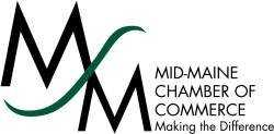 Mid-Maine Chamber of Commerce logo