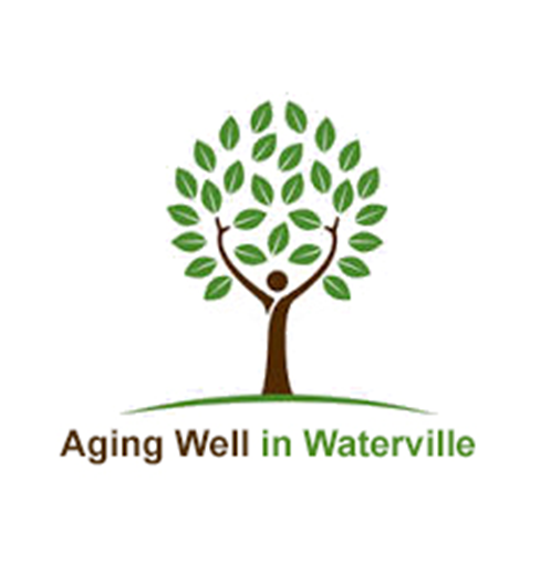 Aging Well in Waterville logo