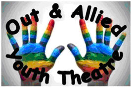 Out & Allied Youth Theatre logo